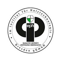 Сертификат EPH