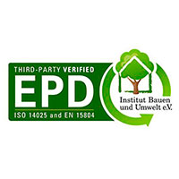 Сертификат EPD
