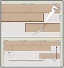 Этапы укладки замка Angle Angle. Фото 11