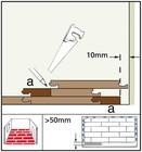 Этапы укладки замка Angle Angle. Фото 14