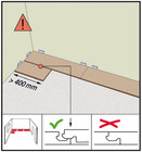 Этапы укладки замка Angle Angle. Фото 9