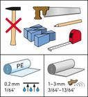 Этапы укладки замка Clic System. Фото 6